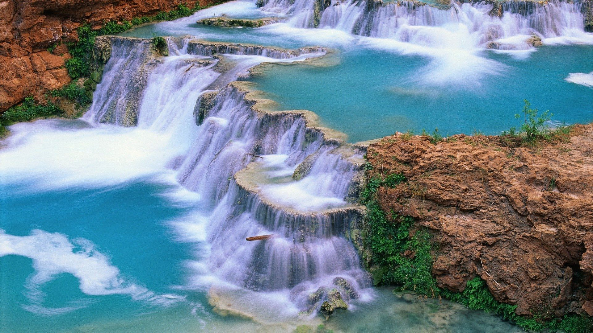 Waterfall wallpaper hd free hd 1080p for desktop genovic com | Chainimage | WP: Landscape ...