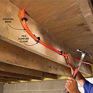 Plumbing With Pex Tubing Household Pex Tubing Pex