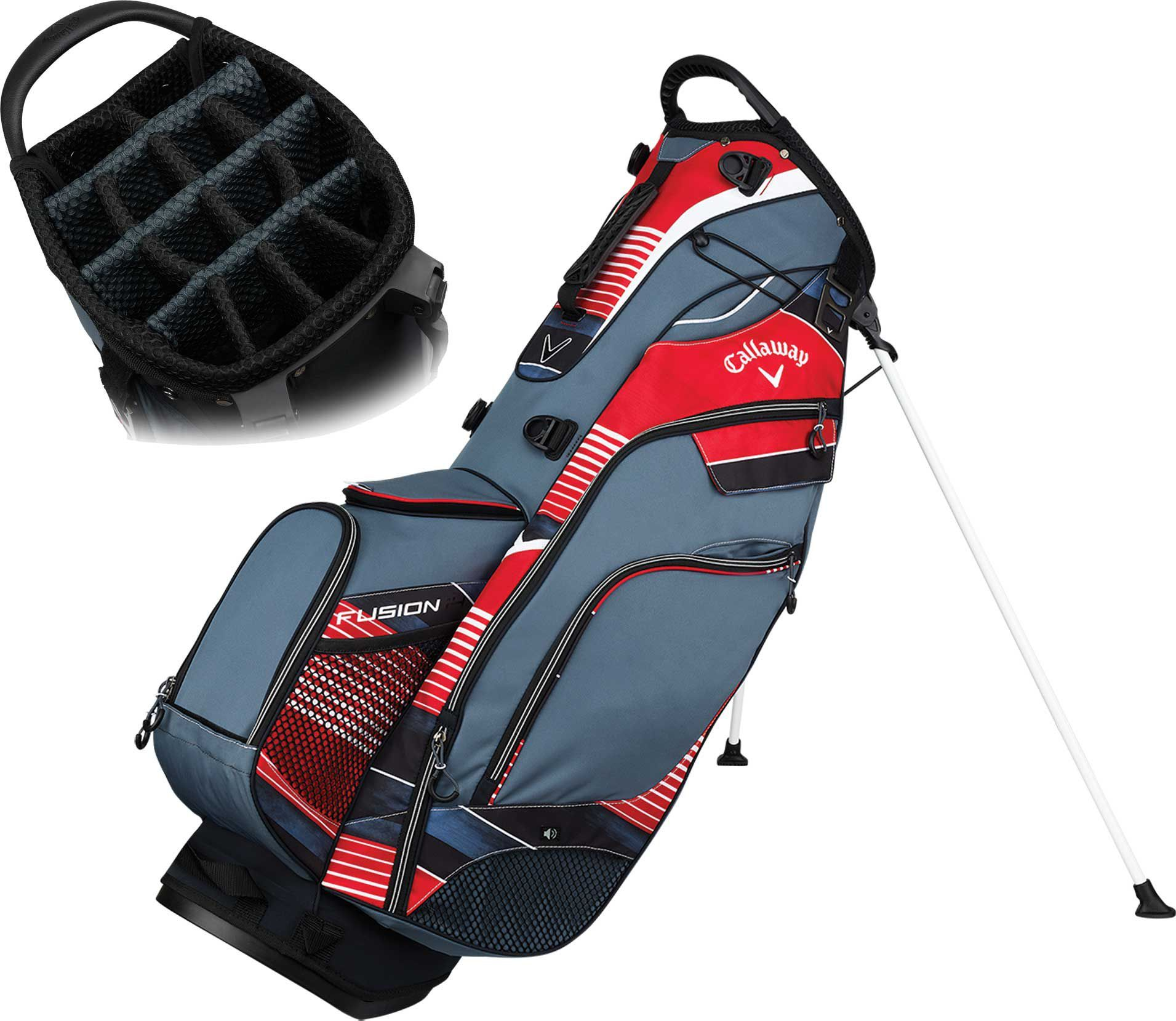 new lower prices great look aliexpress Callaway 2018 Fusion 14 Stand Golf Bag | Golf bags, Golf bags for ...