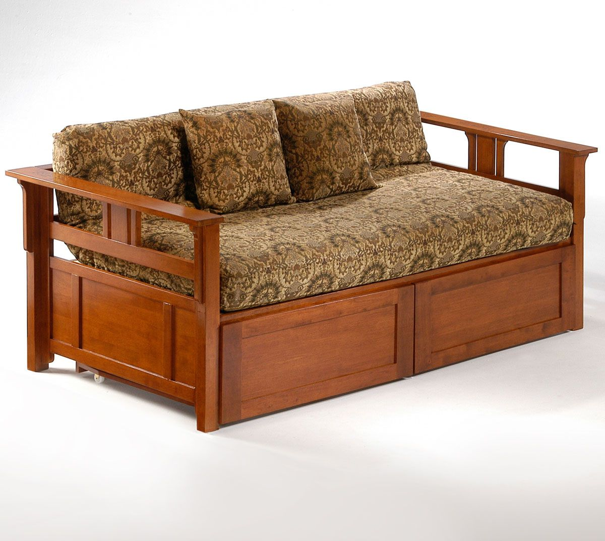 Daybed teddy roosevelt daybed 809 00 night day for Furniture and beds
