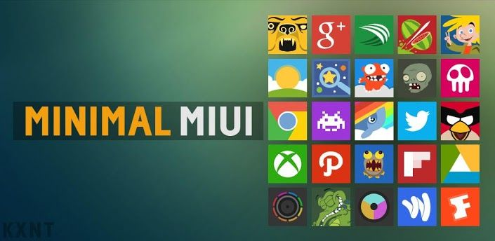 Minimal MIUI Go Apex Theme v2 5 apk Requirements: 2 2+ Overview