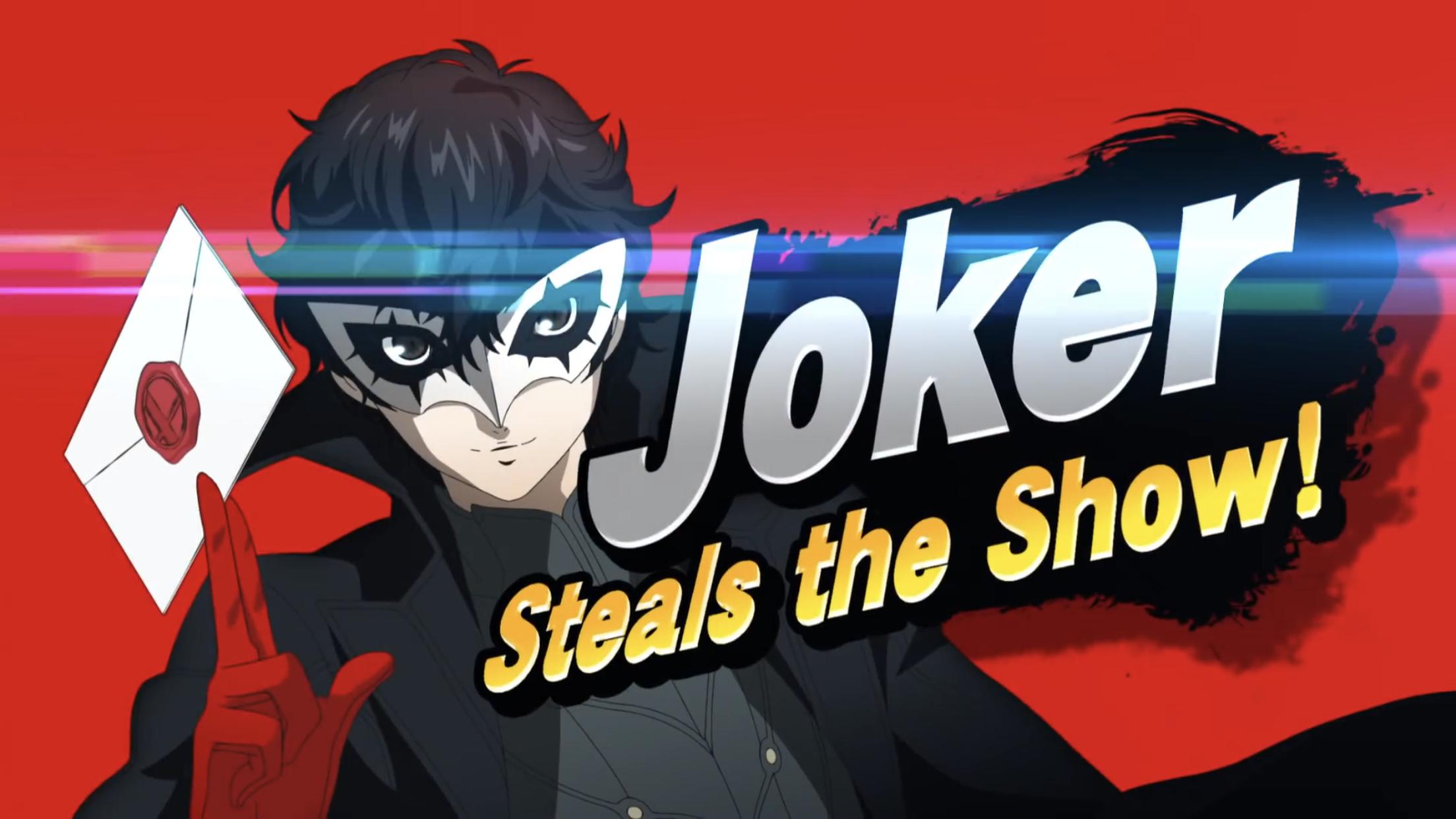 Joker Joins The Battle Persona 5 Persona 5 Joker Persona