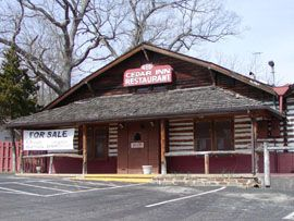 Red Cedar Inn Pacific Mo In 1932 The Opened With Route 66 Right At Its Front Door Just After Prohibition Ended