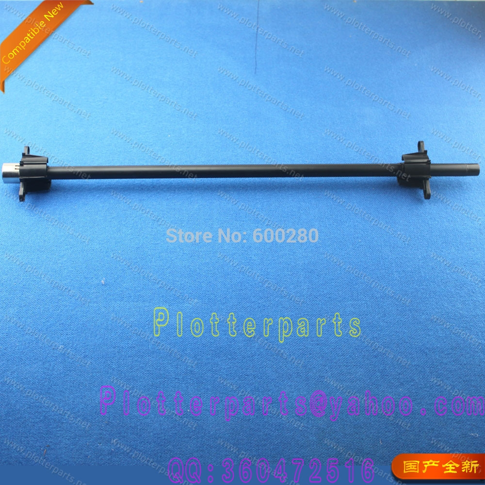 (40.00$)  Know more  - C4719-60005 HP DesignJet 430C 450CA 488CA E/A0 rollfeed spindle rod assembly compatible new