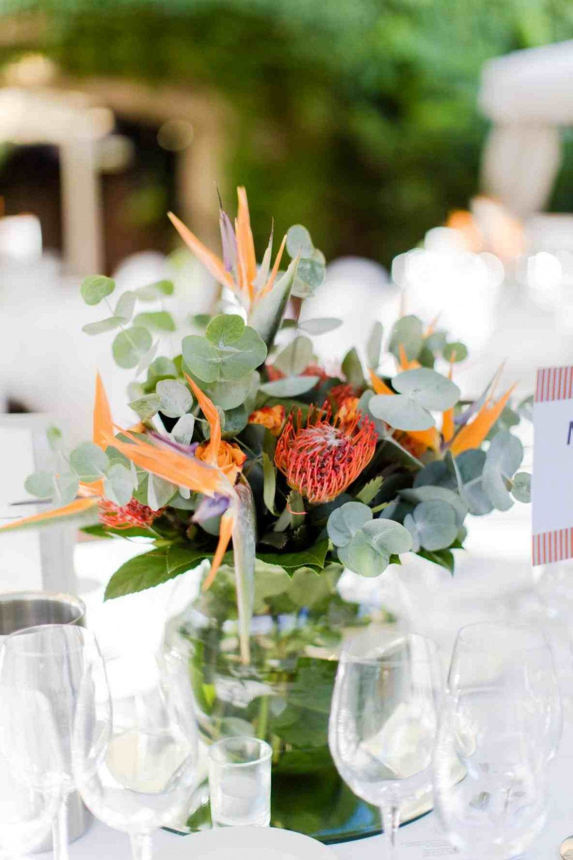 Summer Wedding Centerpieces Table Centrepieces Outdoor