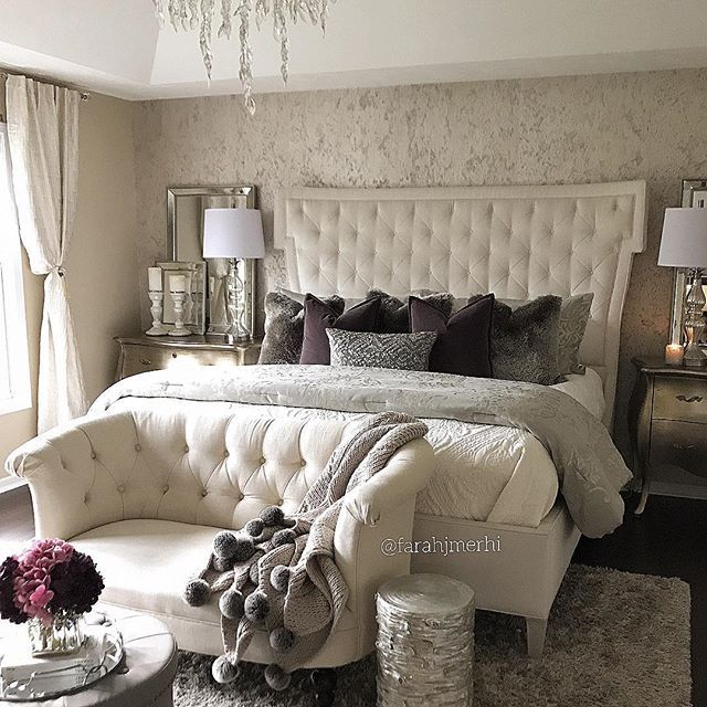 Accented Neutral Color Scheme Bedroom: The Beauty Of Working With A Neutral Color Palette Is That