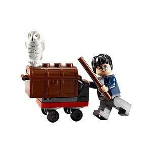 Amazon.com: LEGO Harry Potter Mini Figure Set #30110 Trolley Bagged: Toys & Games