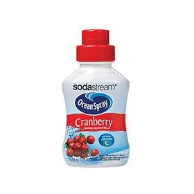 The SodaStream OS Cranberry SodaMix is a cranberry flavoured sparkling drink mix for a tasty treat to enjoy with family and friends.