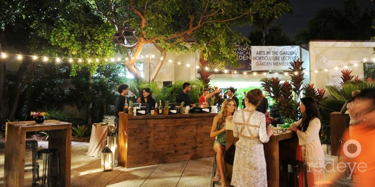 Miami Beach Botanical Gardens Weddings Get Prices for