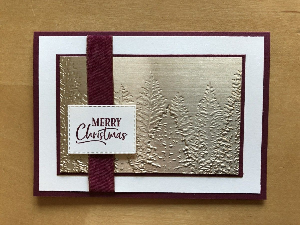 Pin by Marie Ducloux on Weihnachten 2020 in 2020 | Stampin up