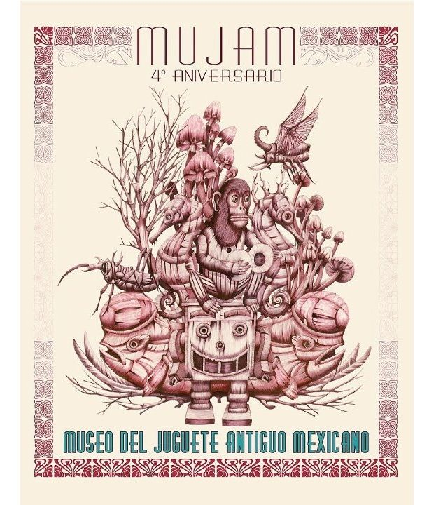 Museo del Juguete Antiguo Mexicano