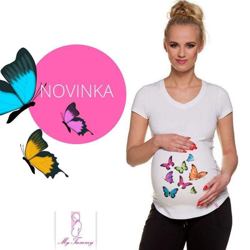 84a8742fc69c Pin uživatele My Tummy na nástěnce Těhotenská trička s potiskem ...