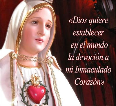 Sancta Mater Dei Consagración A La Santísima Virgen María Especial Santísima Virgen María La Virgen De Fatima Virgen María