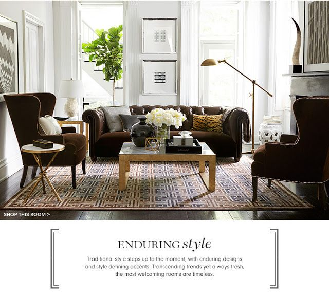 Simple Details Inspired By Williams Sonoma Home Timeless