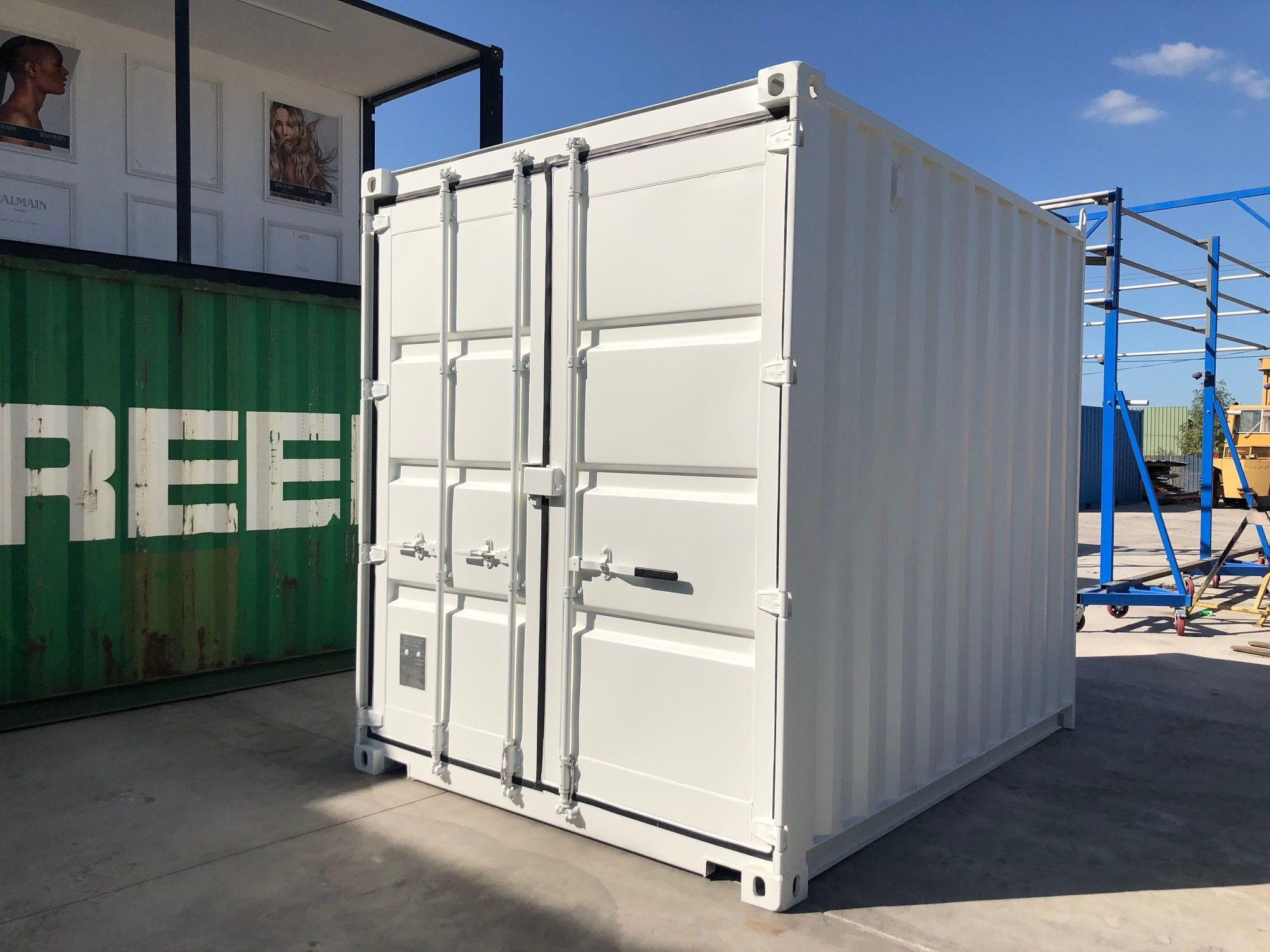 Thank You Page Containerspace Small Shipping Containers Containers For Sale Shipping Container