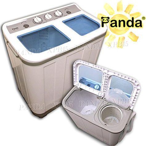 Amazon.com: Panda Small Compact Portable Washing Machine(10lbs Capacity)XPB45 -Larger Size: Appliances