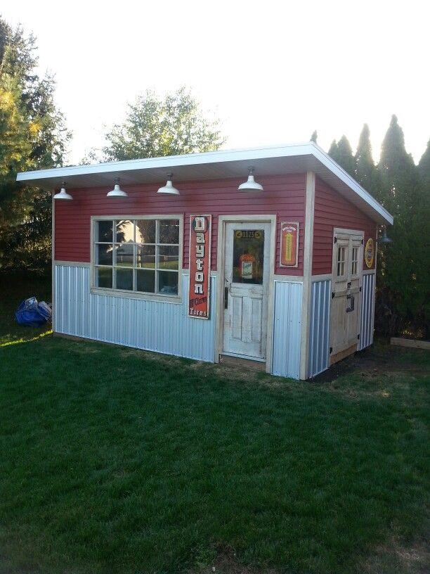 Backyard Workshop Ideas backyard workshop | garage stuff | pinterest | backyard, shop ideas