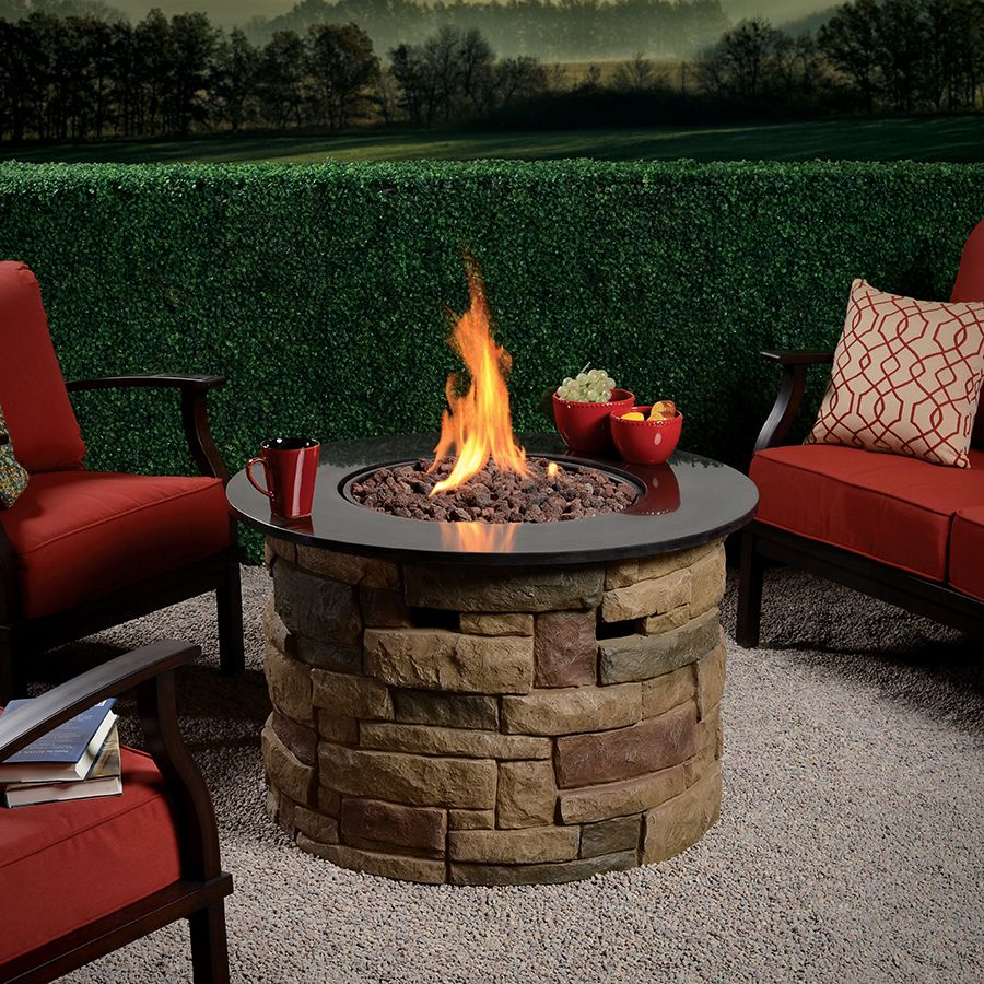 Want This Propane Fire Pit From Lowes Great Suggestion Was To