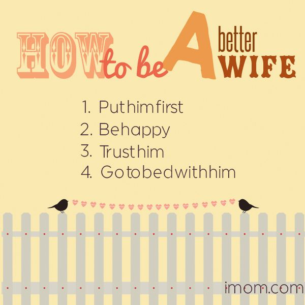 Inspiration to being a better wife. #marriage