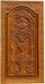 Main Door Carving