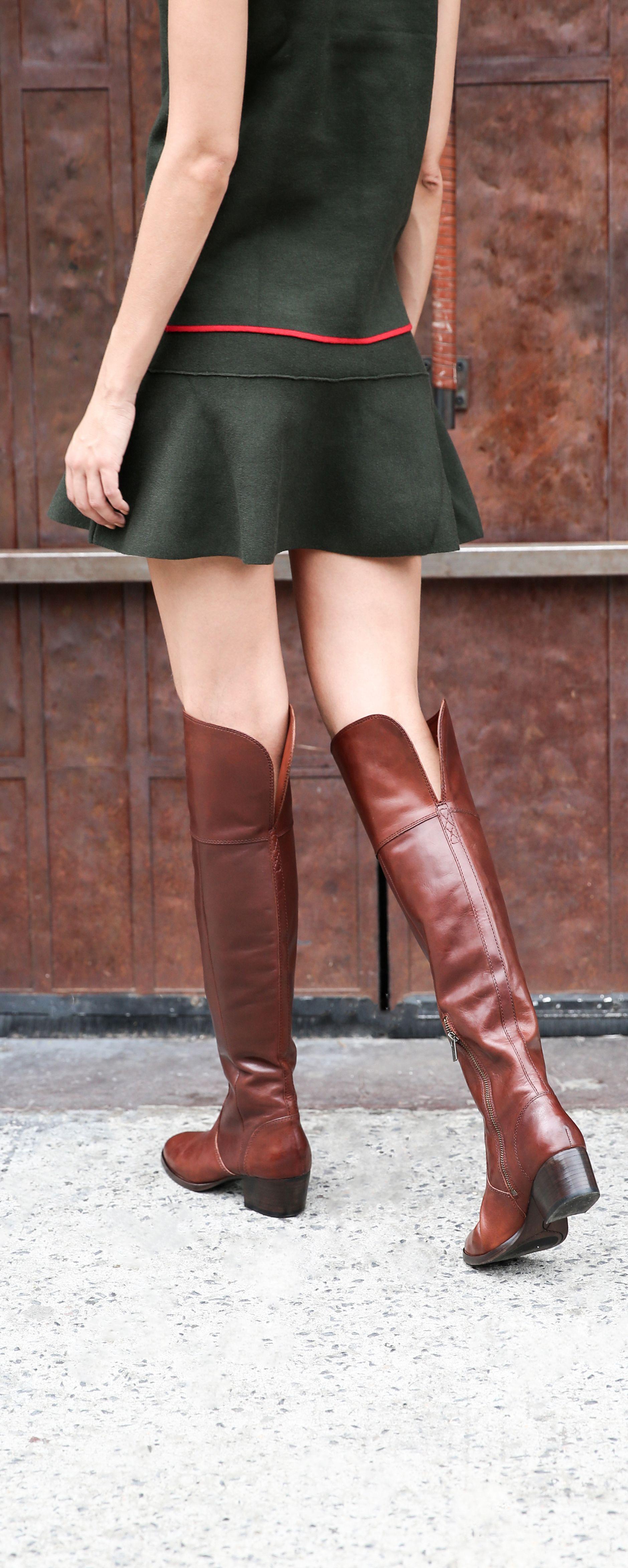 eeea9d60114 Clara OTK Boots