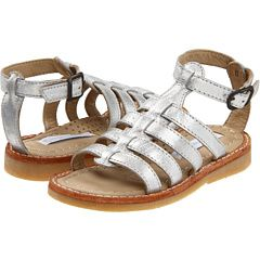 Elephantito ~ roma sandal in silver