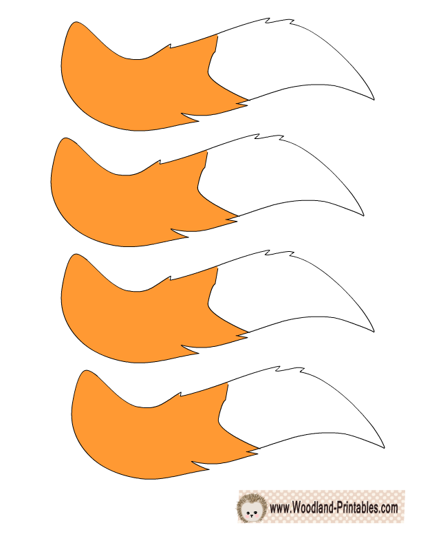 2 Of 2 Pin The Tail On The Fox Http Www Woodland Printables Com Games Pin The Tail On The Fox Tails Png Fox Party Fox Birthday Woodland Birthday Party