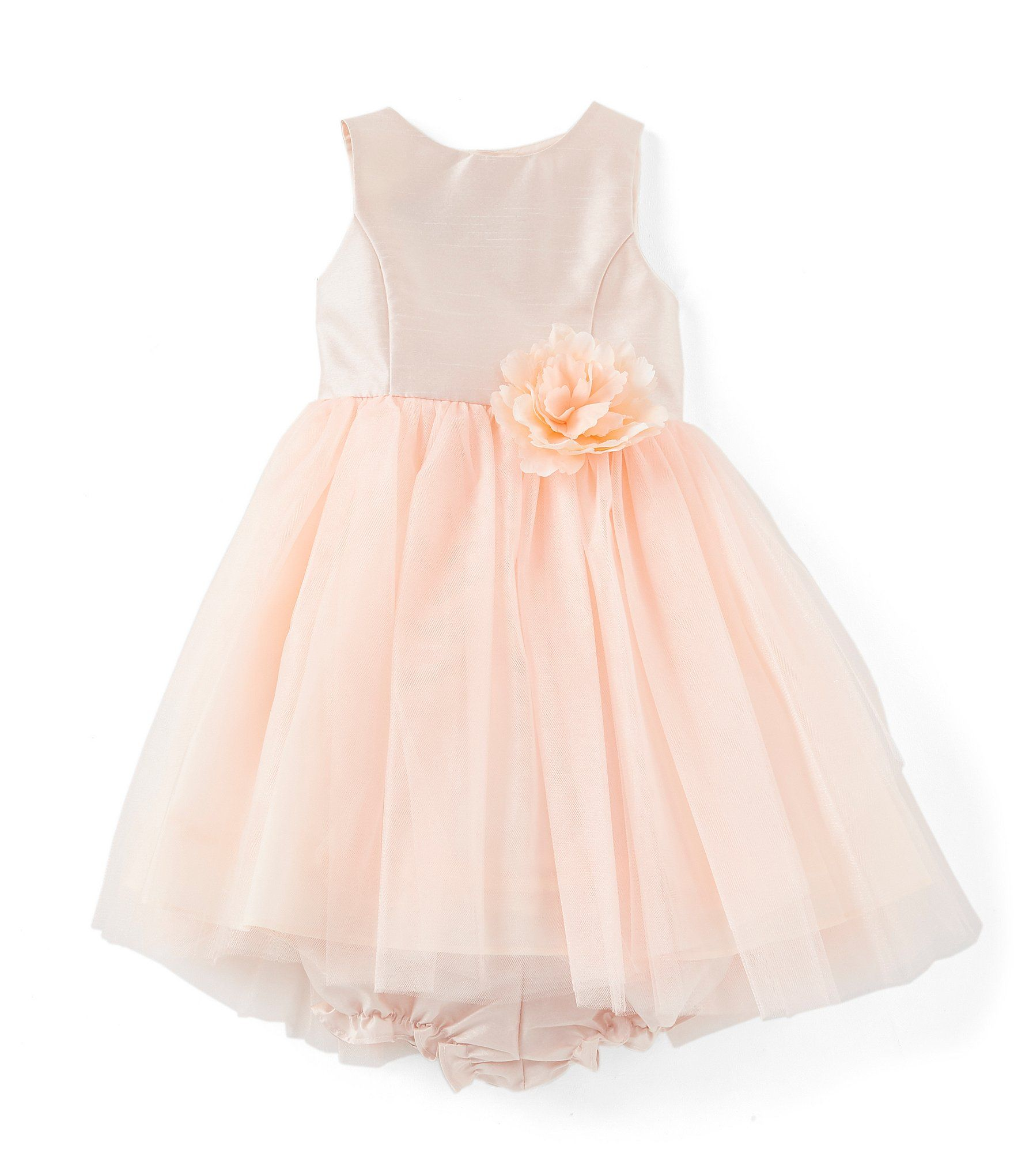 857ed8cb788 Pippa   Julie Baby Girls 12-24 Months Flower-Appliqued Ballerina Dress   Dillards