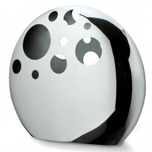MOON vase design en inox, Philippi | Moon