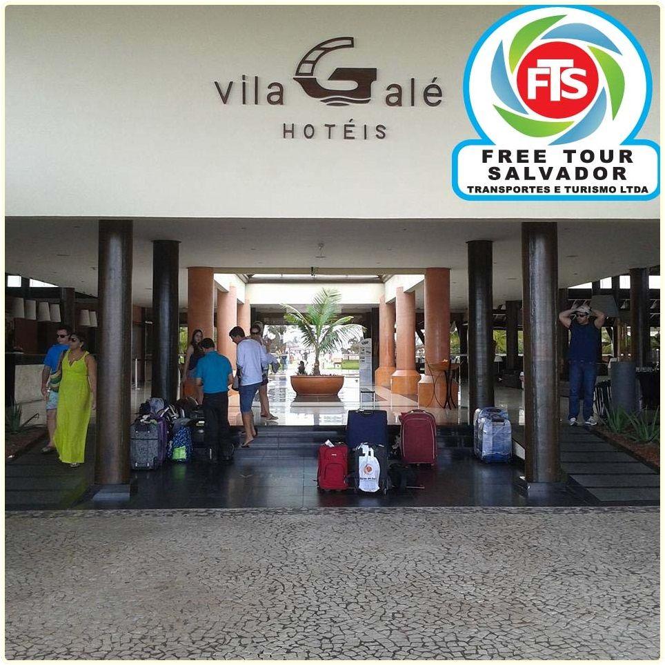 Hotel Vila Gale Mares Traslados In Out Aeroporto De