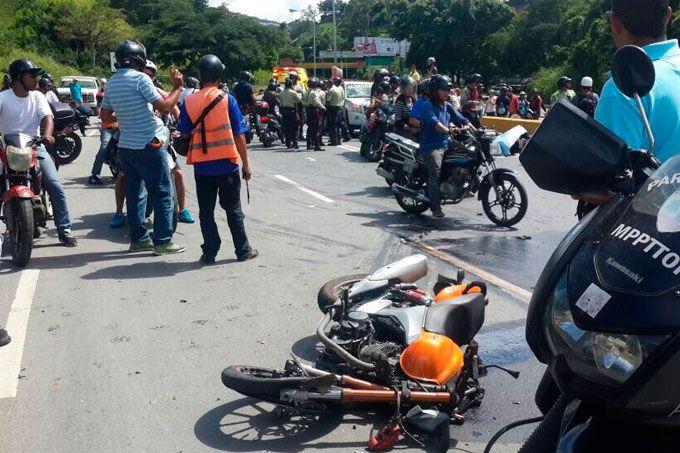 Néstor Reverol confirmó dos fallecidos tras actividad opositora