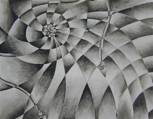 Principles Of Design Value : Shattered value drawings art