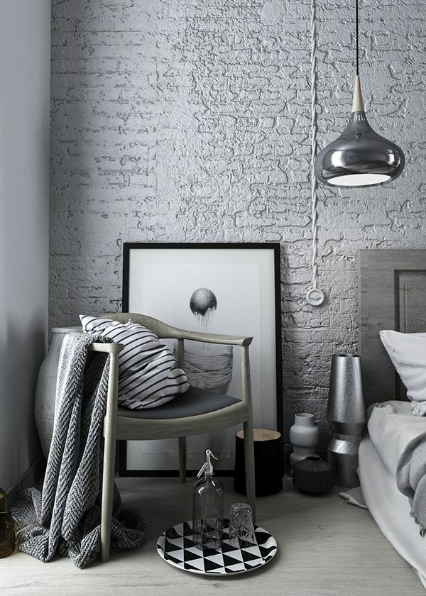38 beautiful pictures of wall color light gray   Light ...