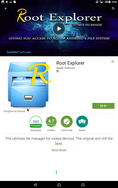 Root Explorer apk pro 3.6.6 Download free here Free
