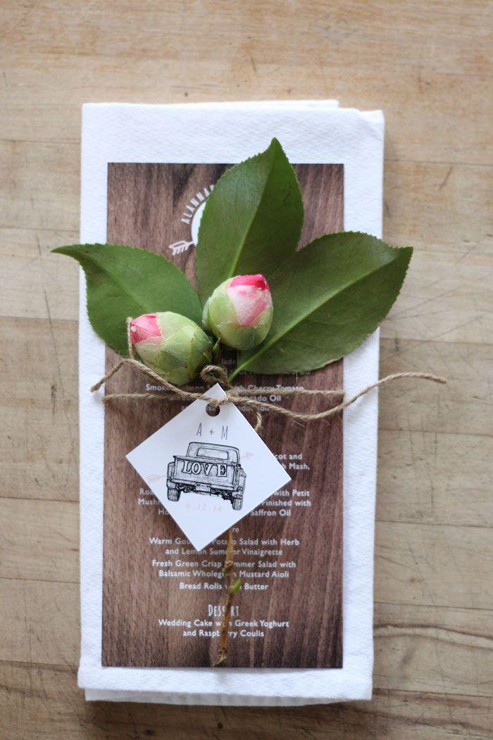 Wedding Invitation & Wedding Stationery Design NZ by Just