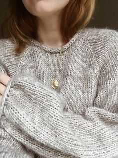 Photo of Sweater No. 6 – MY FAVOURITE THINGS • KNITWEAR