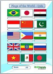 Flags Of The World Flag Quizzes And More Flags Of The World Quiz Design World Quiz