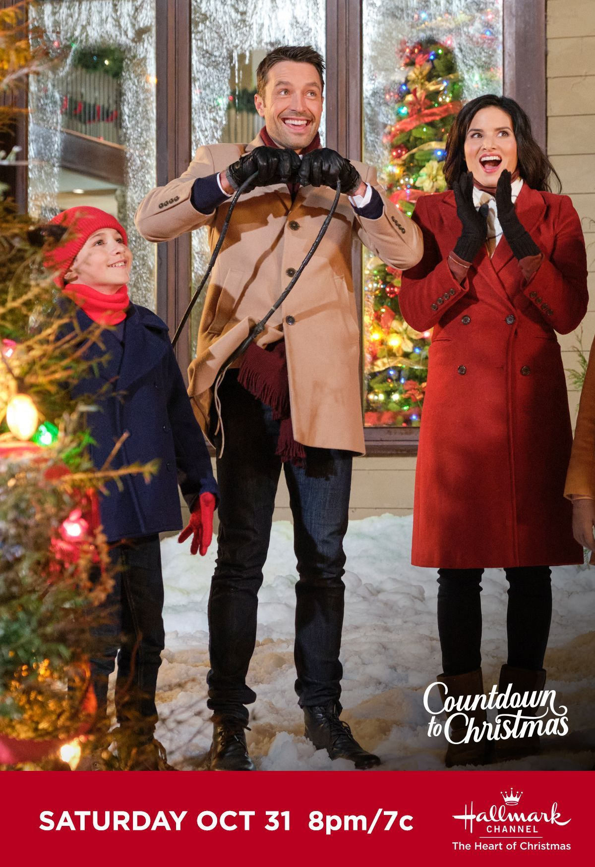 Hallmark Channel Your Home For The Holidays Presents An All New Original Movie Premiere Featuring K In 2020 Hallmark Christmas Movies Hallmark Movies Hallmark Channel