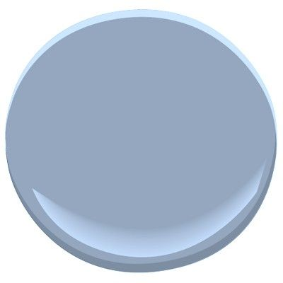 Benjamin Moore Harlequin Blue 830 For The Boys Room A