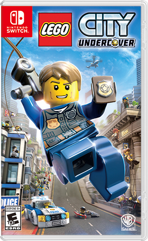 Full Version PC Games Free Download: LEGO City Undercover Full PC ...