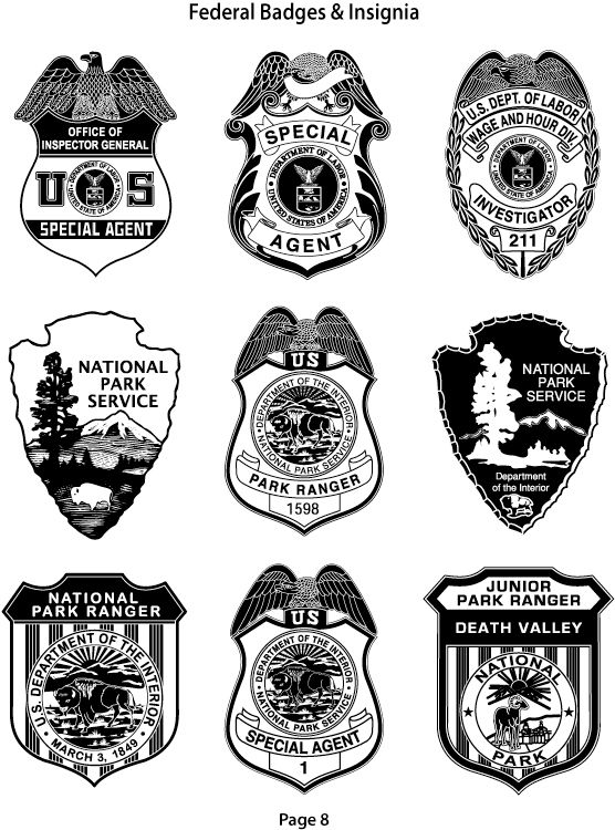 Pin By Barry Kean On Us Federal Badges Police Badge Fire Badge Police Patches