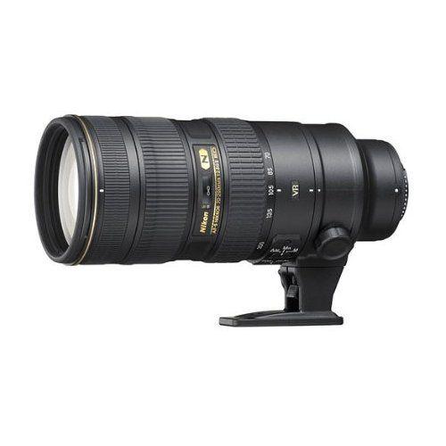 """My last """"want""""...  Nikon 70-200mm f/2.8G ED VR II AF-S Nikkor Zoom Lens For Nikon Digital SLR Cameras: Camera & Photo"""