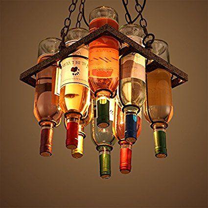 Moderne Pendelleuchte Retro Industrial Vintage Style Licht Kreativ