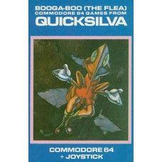 Booga-Boo (The Flea) for Commodore 64 from Quicksilva