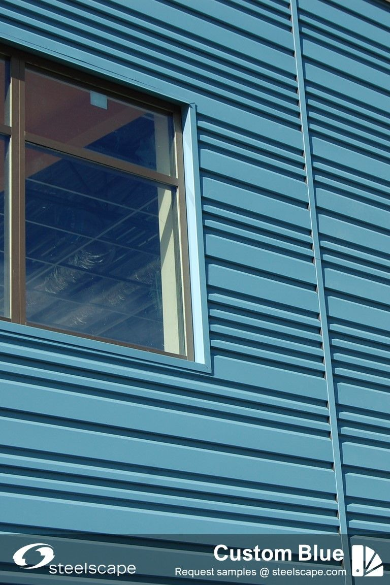 Metal Roof And Siding Inspiration In 2020 Metal Roof Steel Siding