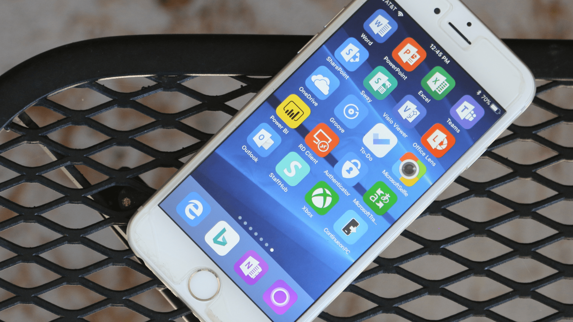 Microsoft Edge updates on iOS with new Today screen