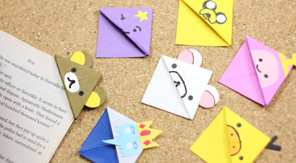 Cómo Hacer Un Separador De Origami Kawaii Manualidades Con