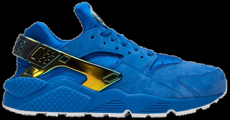 Huarache run, Blue sneakers