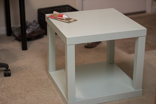 Ikea Lack Table Hack-14 | Flickr - Photo Sharing!