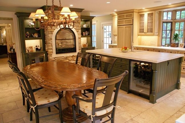 lake house kitchen designs   Dream Lake House Kitchen   Lil bits of ...